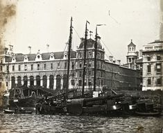 The Thames Of Old London | Spitalfields Life