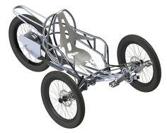 A Leitra velomobile redesign by Kuba Szankowski
