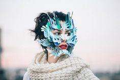 The Mask to Unmask Project – Fubiz Media