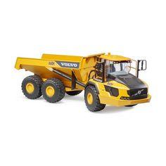 Small Excavator, Excavator For Sale, Hydraulic Excavator, Dump Trucks, Toy Trucks, Gravel Pit, John Deere Toys, Roof Hatch, Volvo