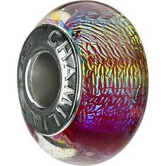 Pretty! Chamilia Iridescent Bead