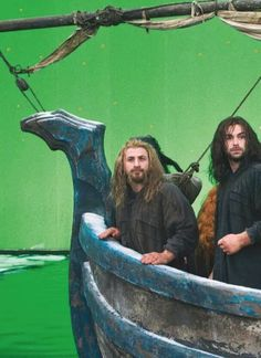 Behind the scenes on The Hobbit