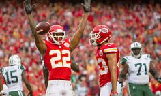 Don't expect Chiefs to keep winning turnover battles so decisively = So the Chiefs crushed it on Sunday in terms of turnovers. They got six picks off of Ryan Fitzpatrick and the New York Jets, leading to eight turnovers in total.  It was a game that stayed way closer than.....