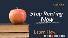 Stop Renting now!