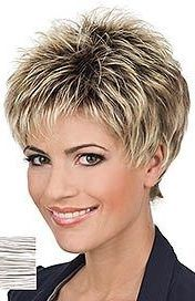 Cheveux Cool Short Hairstyles Ideas For Women With Thick Hair 11 What To Expect When You Buy Landau Short Shaggy Haircuts, Short Choppy Hair, Short Spiky Hairstyles, Short Grey Hair, Very Short Hair, Short Hair With Layers, Short Hair Cuts For Women, Short Hairstyles For Women, Short Hair Styles