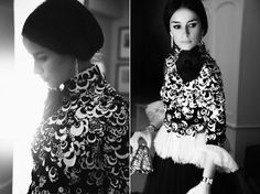 A Date with Chanel: Miroslava Duma