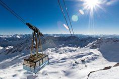 Zugspitze – Germany's highest peak