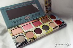 In theBalm of Your Hands - paleta pe care trebuie sa o ai