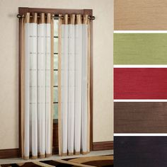 Curtain Panel Lengths Review