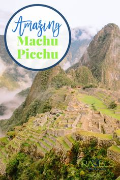 Machu Picchu is on m