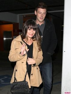 'Glee' co-stars and couple Lea Michele and Cory Monteith spotted leaving the #Arclight Theatre after watching 'Argo' in Hollywood on December 18, 2012.  http://celebhotspots.com/hotspot/?hotspotid=5546&next=1