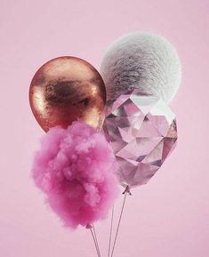 Super Ideas For Birthday Art Illustration Balloons Photo Trop Belle, Party Background, Birthday Background, Pink Aesthetic, Aesthetic Collage, Cute Wallpapers, Pretty In Pink, Iphone Wallpaper, Pink Wallpaper