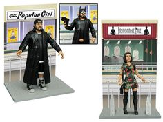 Mallrats Select Series 02 - Set of 2 - Kevin Smith Figures Mallrats