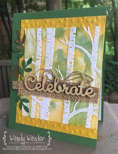 Celebrate Branches Card