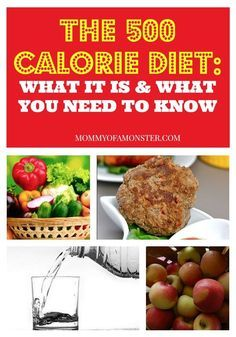 Have you heard of or are you considering the 500 calorie diet? Here's a breakdown of what it is, how it works, and what I learned during the first 20 days.