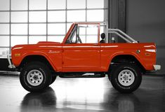 Over the years we have showcased several Ford Broncos, but none with the impressive power and torque of this pristine example. Up for grabs on Bring a Trailer auction website, this 1969 Ford Bronco is powered by a fuel-injected 5.0-liter V8 from a