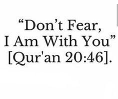 Quran 20:46