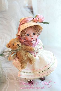 Christmas with Madame Alexander dolls images - Google Search