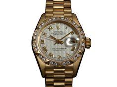 Rolex Ladies President Datejust