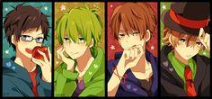 Vocaloid, Anime Guys, Youtubers, My Books, Anime Boys