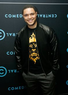 Trevor Noah Photos - Trevor Noah attends the Comedy Central Roast of Steve Hofmeyer at the Lyric Theatre, Gold Reef City on September 2012 in Johannesburg, South Africa. - The Comedy Central Roast of Steve Hofmeyr William Trevor, Trevor Noah, Jon Stewart, Comedy Central, African Love, Beautiful Men Faces, Nick Miller, The Daily Show, Ideal Man
