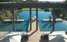 Saxon Boutique Hotel Johannesburg Spa Pool Best Luxury