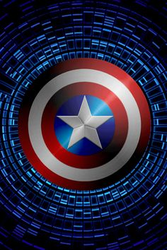 its been a while since i used the Captain America Shield i designed for any of my backgrounds so here we go, feedback appreciated Captain America Swirling shield background Captain America Symbol, Captain America Costume, Marvel Captain America, Hero Wallpaper, Avengers Wallpaper, Galaxy Wallpaper, Marvel Art, Marvel Heroes, Marvel Avengers