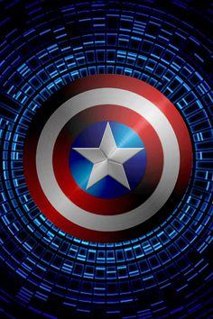 Avengers Art, Marvel Art, Marvel Heroes, Captain America Logo, Captain America Wallpaper, Captain America Costume, Caption America, Avengers Imagines, Avengers Pictures