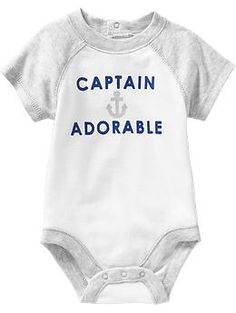 Nautical-Graphic Bodysuits for Baby | Old Navy  http://oldnavy.gap.com/browse/product.do?cid=54061&vid=1&pid=953653012