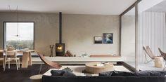 Piermont Retreat Properties | JCB Architecture + Hecker Guthrie | est living