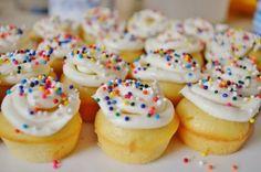 Recipe of the Day: Vanilla Cupcakes
