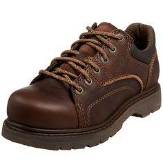 Caterpillar Women's Blackbriar Steel Toe Shoe http://amzn.to/IQYLvz