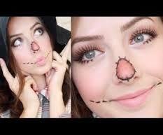 cute scarecrow makeup - Google Search