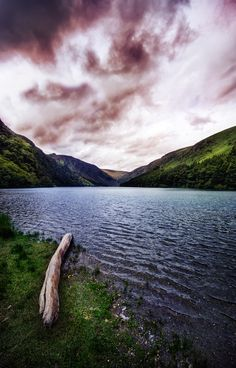 This image has been taken in Glendalough, a place close to Dublin in Ireland. Today Images, How To Use Photoshop, Image Shows, Travel Around, Dublin, Ireland, Bring It On, Waves, Landscape