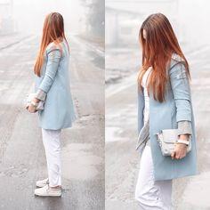 W ciągu dwóch godzin z pięknej prawie wiosennej pogody ze słońcem, zrobiła się okropna mokra chlapa. www.otianna.pl #look #strong #kiss #blog #otianna #lookbook #outfit #ootd #kobieta #woman #suede #simple #dress #fashion #fashionblogger #lbsdaily #polish #polishgirl #hair #rude #follow #blogger #fblogger #hm #me #girl #now #stylovepolki