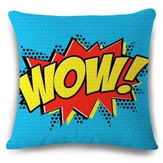 Comical Pillow Covers