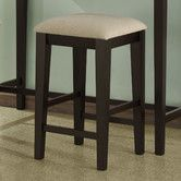 "Found it at Joss & Main - 24"" Bar Stool with Cushion"