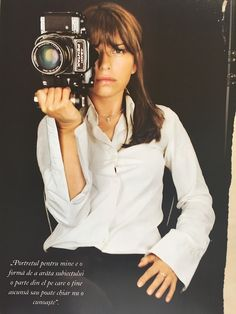 Dana Maitec by Dana Maitec, Tabu magazine, June 2006 issue. Interview by Cristina Bazavan.