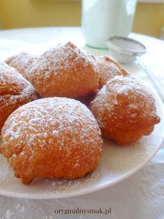Szybkie mini pączki serowe | Oryginalny smak Healthy Sweets, Cupcake Cookies, Cornbread, Ale, French Toast, Muffin, Food And Drink, Breakfast, Ethnic Recipes