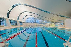 Harry Seidler & Associates: Ian Thorpe Aquatic Centre