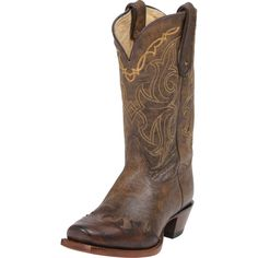 e34ce1060ac i have the perfect ruffle dress with brown belt that soooo needs these boots!  Tony
