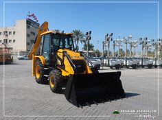 CB Backhoe Loader - - Available in our yard! For more details, images and price inquiry click @ the image. Used Equipment, Heavy Equipment, Backhoe Loader, Heavy Machinery, Trd, Trading Company, Tractors, Construction, Jerusalem