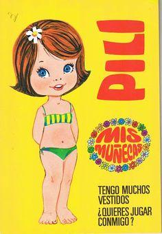 (⑅ ॣ•͈ᴗ•͈ ॣ)♡                                                             ✄BRUGUERA s. 2, Pili - Carmen m. p, - Picasa Albums Web