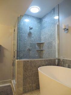 Charmant #Bathroom #Shower #Remodeling #Chicago #Tiles By #IdealRemodeling  Www.Idremodel