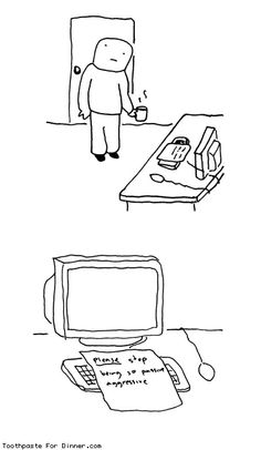 12 Delightfully Passive Aggressive Comics. Because being Passive Aggressive is the way forward.