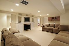 120 best basement remodel ideas inspirations images basement rh pinterest com