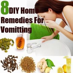 When you vomit frequently, your body tends to lose huge amounts of fluids. This can eventually lead to dehydration, which can be a root of several