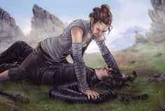 Hi there and welcome to the Reylo fandom! This blog is dedicated to our favorite pair Rey and Kylo...