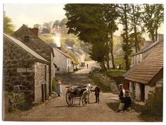 Vivid, vintage pictures of Ireland taken between 1890 and 1900 and organized by county, courtesy of the Library of Congress.
