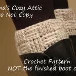 Crochet PATTERN - Basketwea..